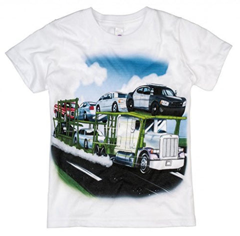 Shirts That Go Little Boys' Truck T-Shirt