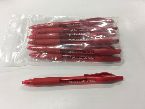 "Pens - The new ""Katana"" click stick pens"
