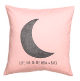 H&M home, pillow, nursery decoration
