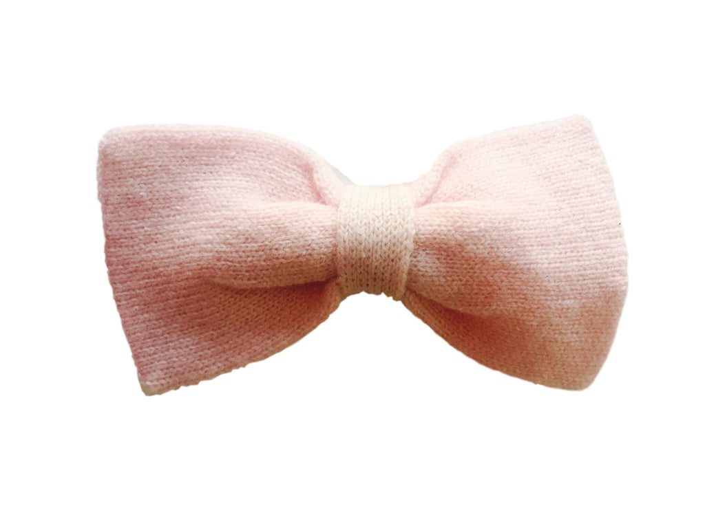 100% pure Cashmere Hair Bow - MINIMAINS