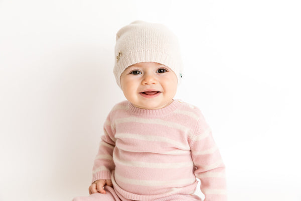 Pure Cashmere Baby Hat, 100% eco-friendly