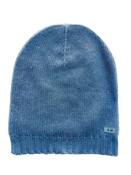 Pure Cashmere Beanie Hat Kids, 100% eco-friendly