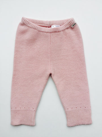 Pure Cashmere Baby Pants, reverse knit, 100% eco-friendly