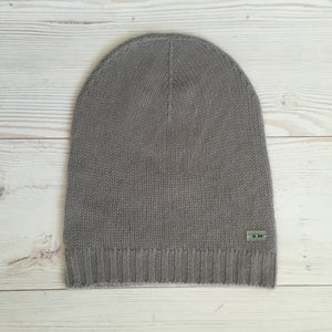 Pure Cashmere Beanie Hat Women, 100% eco-friendly - MINIMAINS