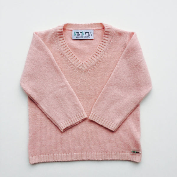 Cashmere classic V-neck Sweater