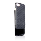 Slim iPhone 7& 7 plus Combo Case with Kick-Stand & Belt Clip Holster