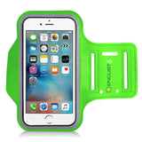 Universal Sports Exercise Running Stretch Armband Carrying Case Pouch for iPhone & Galaxy