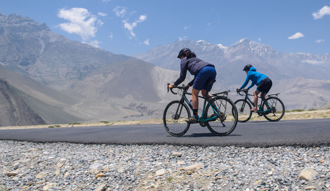 A Bucket List Bike Ride Across Nepal