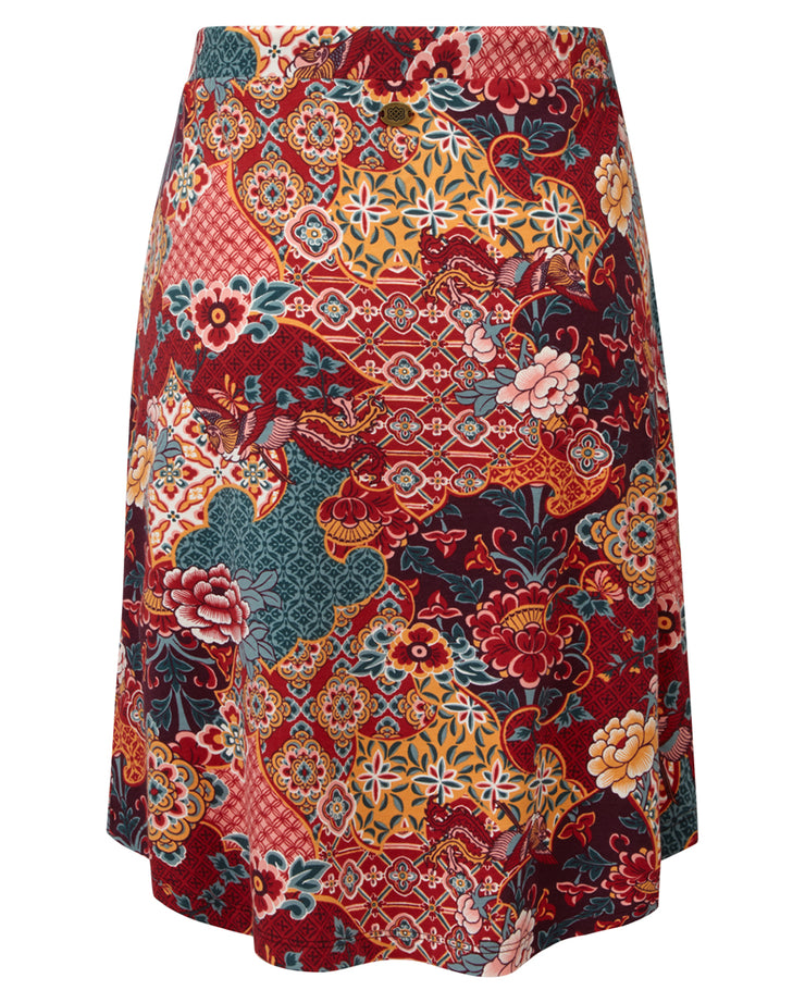 Padma Drawstring Skirt