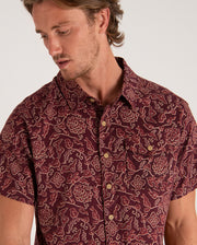 Kiran Short Sleeve Hemp Shirt