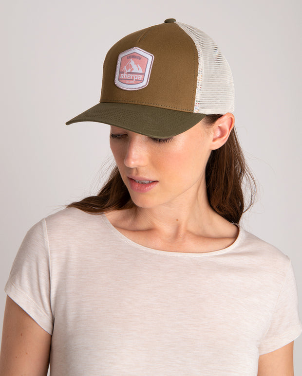 Patch Trucker Hat