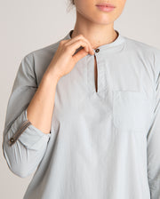 Ravi Long Sleeve Pullover Shirt