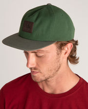 Stupa Patch Snapback Hat