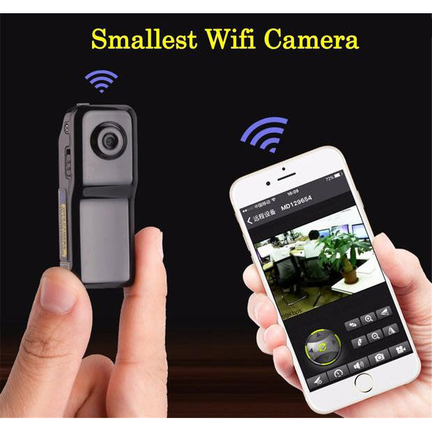 Mini Wireless Mobile Spy Cam For Iphone Android