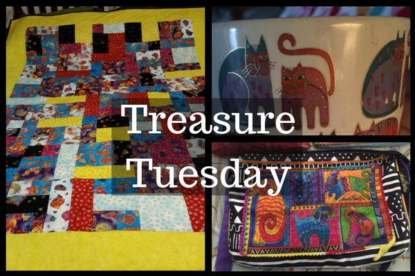 Treasure Tuesday Giveaway