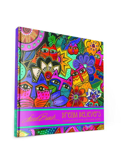 Dream Believer's Gift Book Books & Stationery Laurel Burch Studios - Laurel Burch Studios
