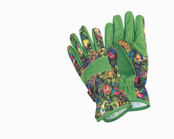 Jungle Songs Garden Gloves - Green
