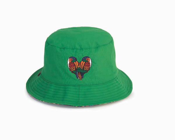 Jungle Songs Reversible Bucket Hat