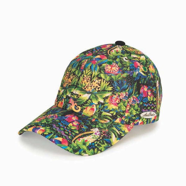 Jungle Songs Patterned Cap