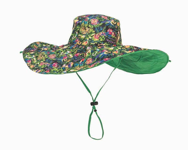 Jungle Songs Reversible Sun Hat