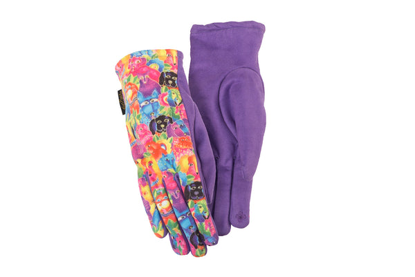 Dog & Doggies Suede Gloves