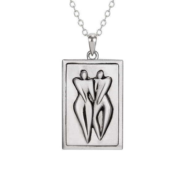 Kindred Spirits Necklace Jewelry Laurel Burch Jewelry - Laurel Burch Studios