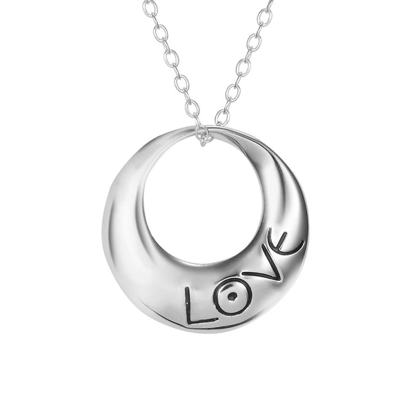 Circle of Love Necklace Jewelry Laurel Burch Jewelry - Laurel Burch Studios