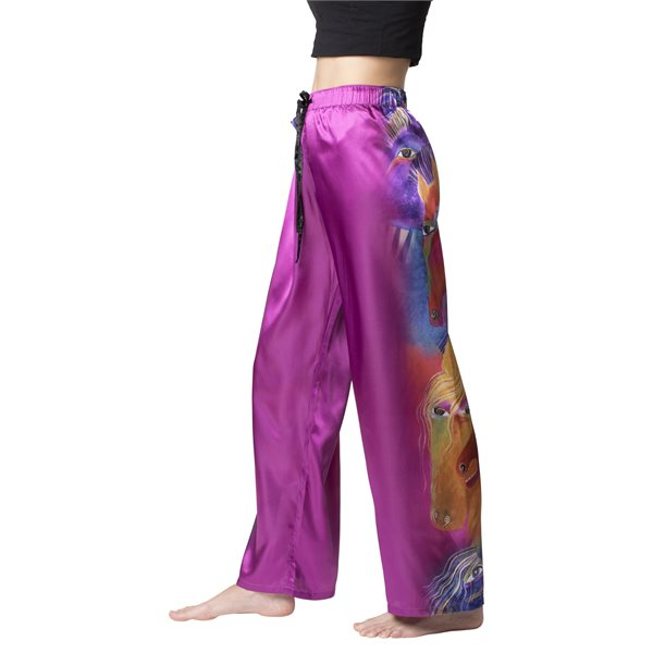Wild Horses of Fire Pajama Pants