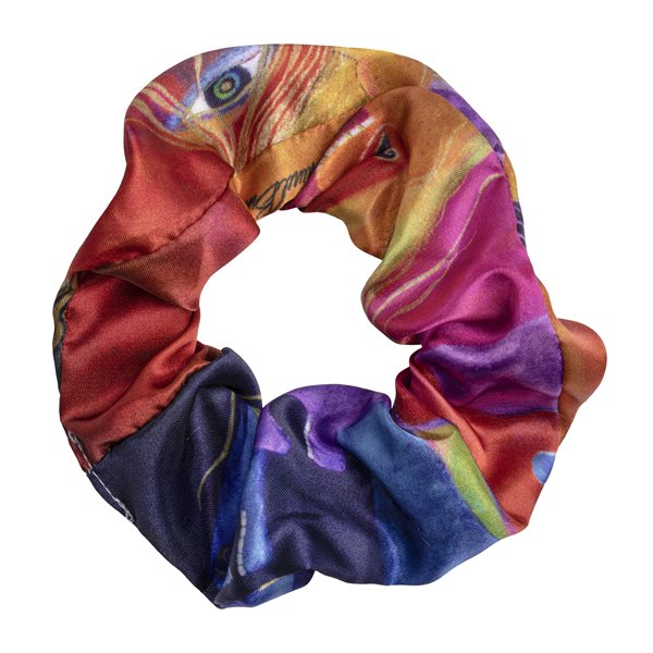 Wild Horses of Fire Scrunchie