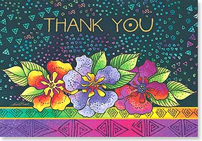 Thank You & Appreciation Card: Thank You