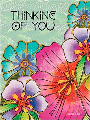 Thinking of You Card: Thinking of You