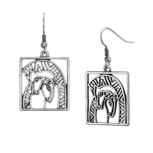 Embracing Horses Jewelry Laurel Burch Jewelry - Laurel Burch Studios