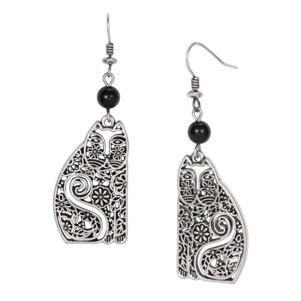 Elijah Earrings Jewelry Laurel Burch Jewelry - Laurel Burch Studios