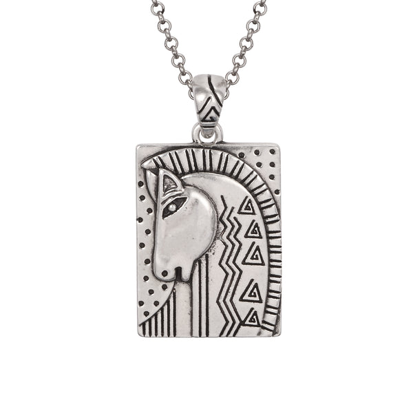 Wild Stallion Necklace Jewelry Laurel Burch Jewelry - Laurel Burch Studios