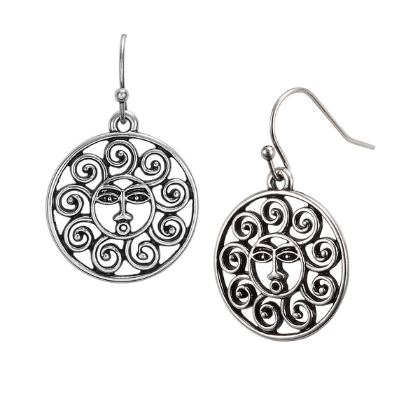 Sol Earrings Jewelry Laurel Burch Jewelry - Laurel Burch Studios
