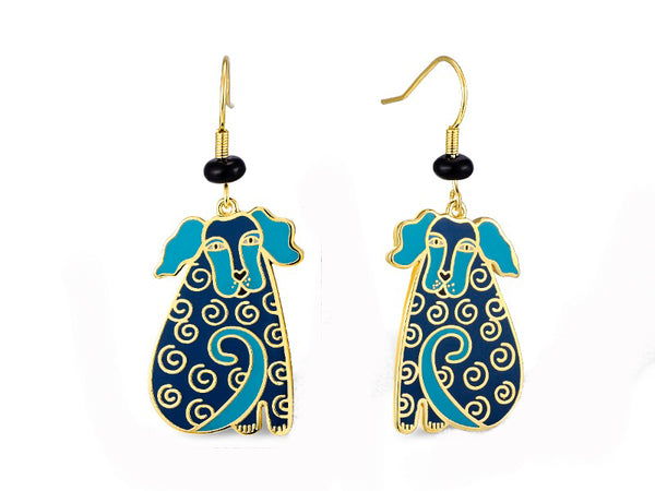 Dog Tales- E Jewelry Laurel Burch Jewelry - Laurel Burch Studios