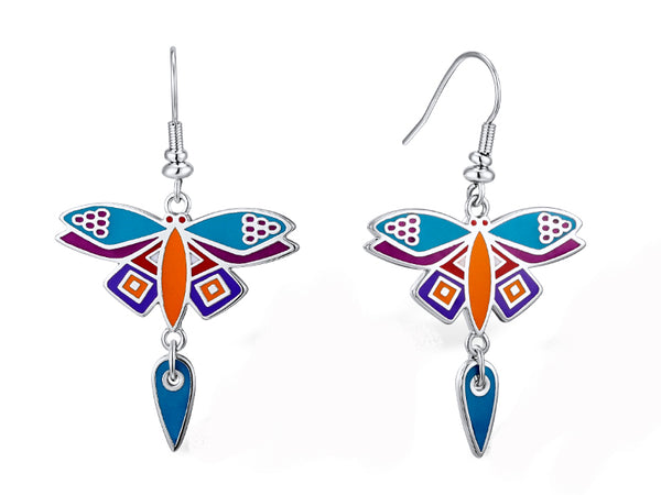 Dragonfly Earrings Jewelry Laurel Burch Jewelry - Laurel Burch Studios