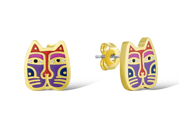Sundry Stud Earrings Jewelry Laurel Burch Jewelry - Laurel Burch Studios