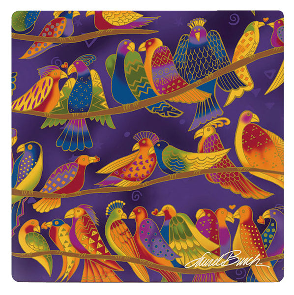 Songbirds Coaster - Single
