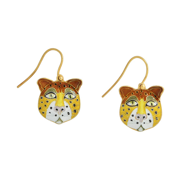 Tiger Vintage Earrings Vintage Earrings Laurel Burch Jewelry - Laurel Burch Studios