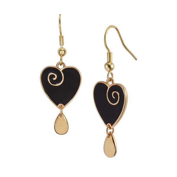 Amour Earrings Jewelry Laurel Burch Jewelry - Laurel Burch Studios