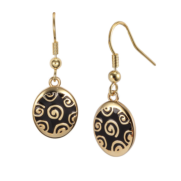 Jubilee Drop Earrings Jewelry Laurel Burch Jewelry - Laurel Burch Studios