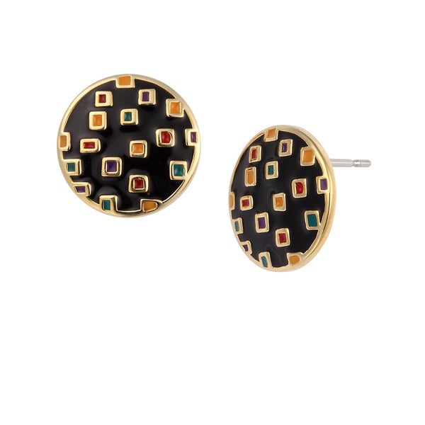 True Colors Stud Earrings Jewelry Laurel Burch Jewelry - Laurel Burch Studios