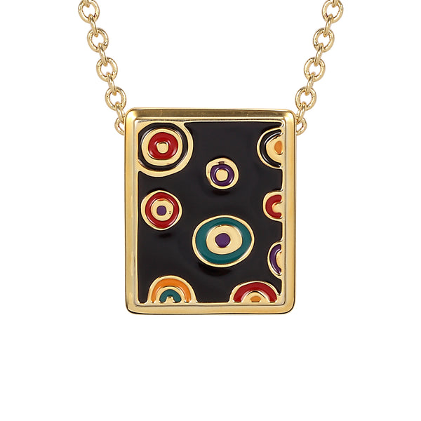 Colors de la Vie Necklace Jewelry Laurel Burch Jewelry - Laurel Burch Studios