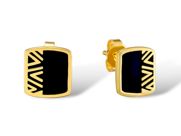 Raindance Stud Earrings Jewelry Laurel Burch Jewelry - Laurel Burch Studios