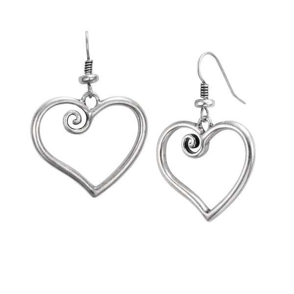 I See Your Heart Earrings