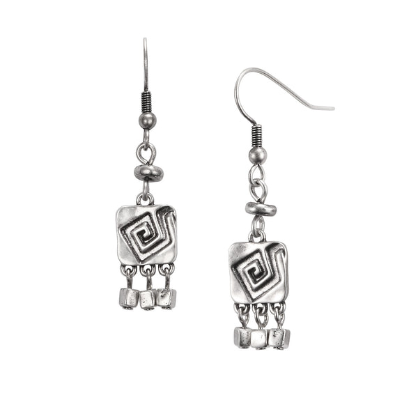 Nile Earrings Jewelry Laurel Burch Jewelry - Laurel Burch Studios