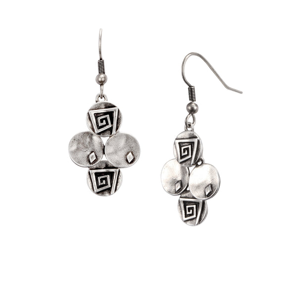 Zingara Small Earrings Jewelry Laurel Burch Jewelry - Laurel Burch Studios