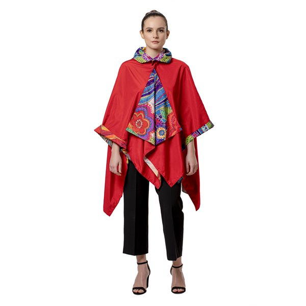 Mikayla Reversible RainCape