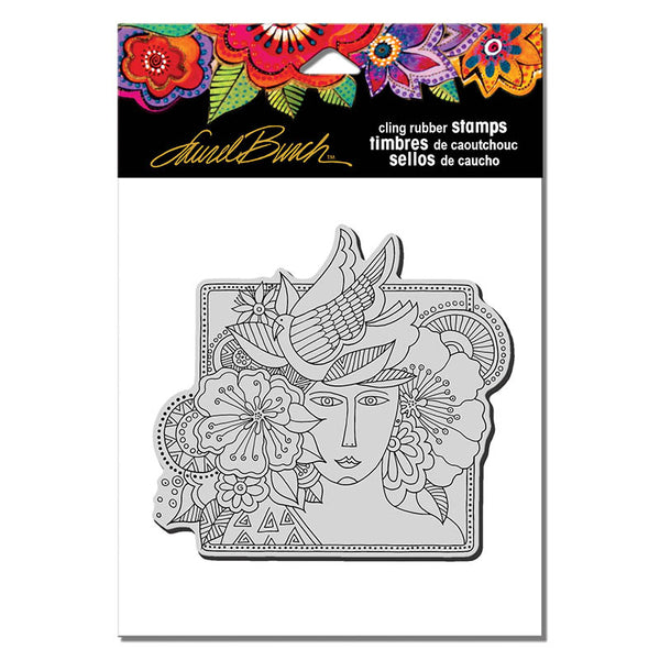 Woman Spirit Stamp Set